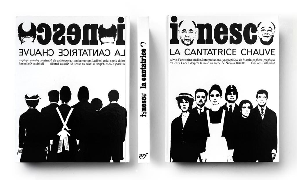 capa do livro cantora careca
