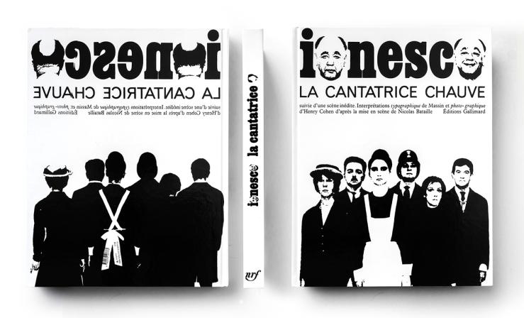 Figura 4: Capa do livro (1964). Fonte: http://graficaparticular.com.br/massin.html