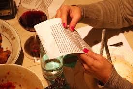 Figura 10 – Exemplo do conjunto narrativo de jantar sendo usado no jantar  Fonte: www.lululux.com.br (2019)