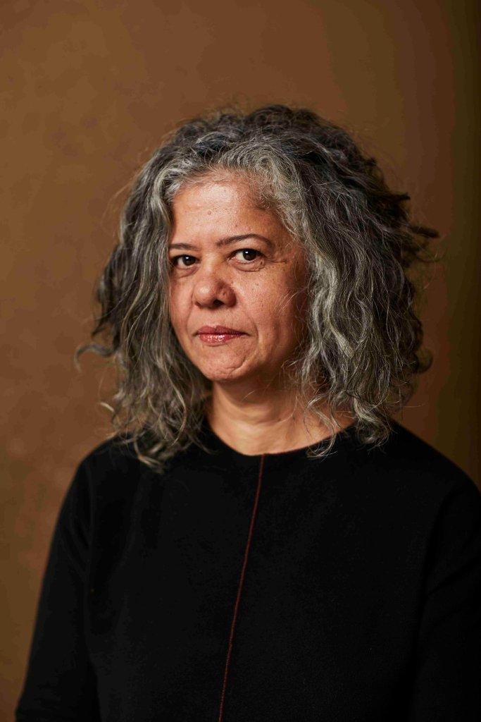 A professora Maria Thaís Lima dos Santos, fundadora da Cia de Teatro Balagan