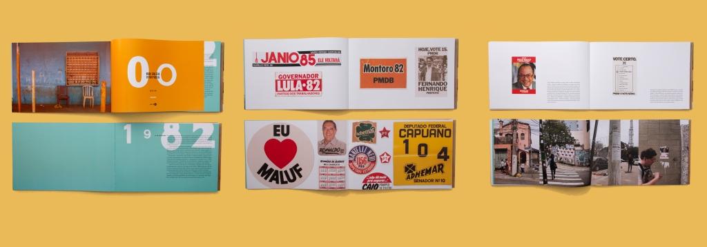 imagens do livro BZZ de Gustavo Piqueira