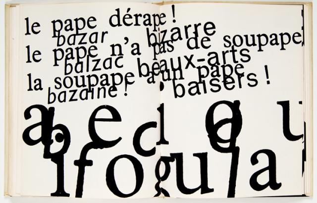 tipografia como expressão