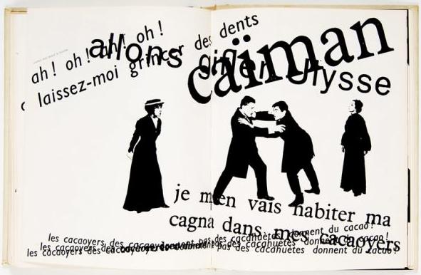 Figura 3: Capa do livro (1964).  Fonte: http://graficaparticular.com.br/massin.html