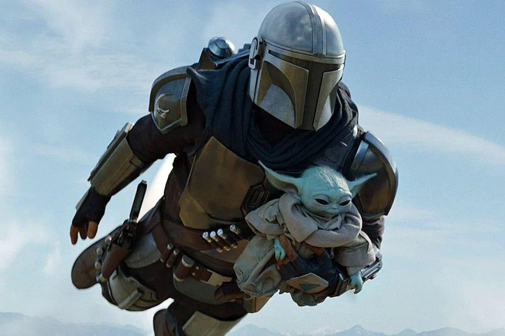 Créditos da imagem: Lucas Film e Disney Mandalorian Disney Star wars