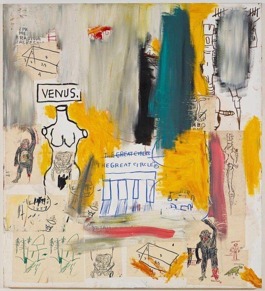 Sem título (Vênus / O Grande Círculo), 1983