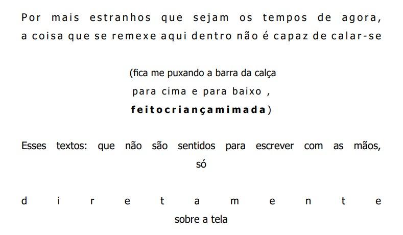 só eu penso assim? parte do livro preto e branco livro de artista poesia visual jogo de palavras diagramação poesia