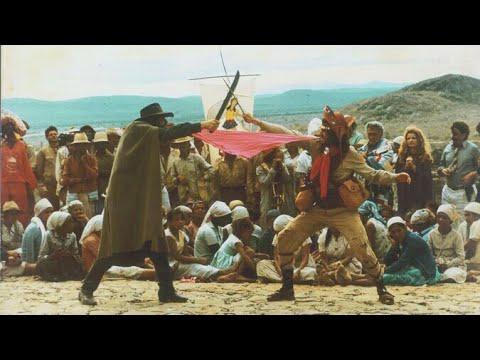 Cena do filme O Dragão da Maldade Contra o Santo Guerreiro, de Glauber Rocha - 1969