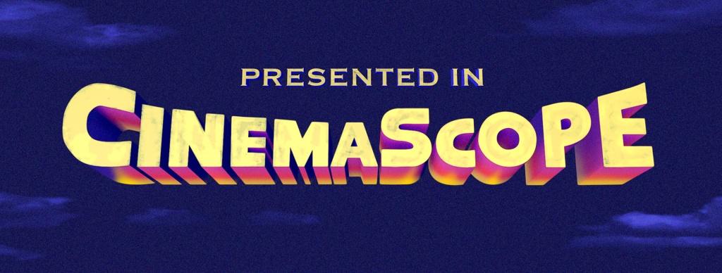 Figura 5. Logo CinemaScope