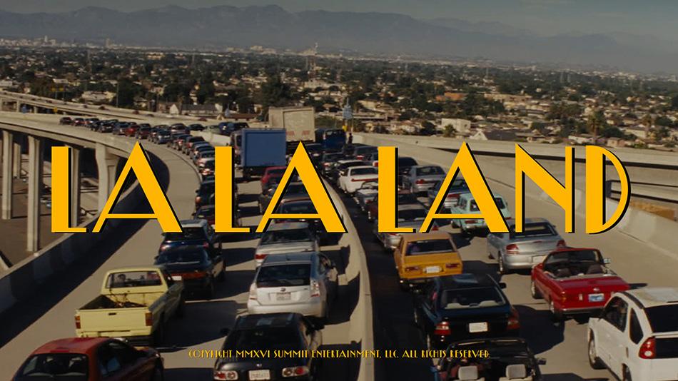Figura 1. Logotipo de La La Land
