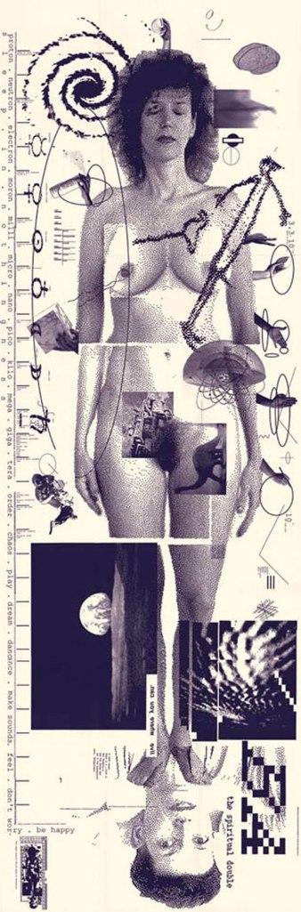 Figura 1: April Greiman, imagens gráficas para Design Quarterly, n.º 133, 1987.