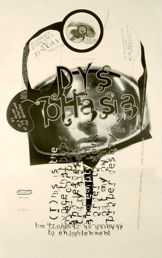 Figura 2: Elliot Earls – Dysphasia (1955).