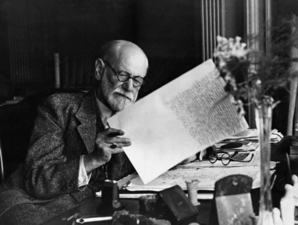 Freud (1856- 1939) em seus escritos