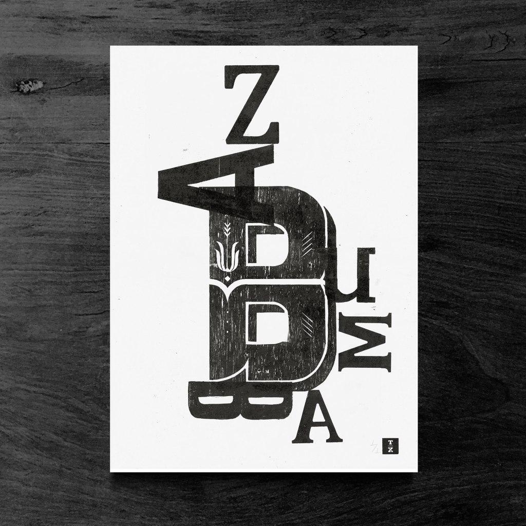 Cartaz - Zabumba