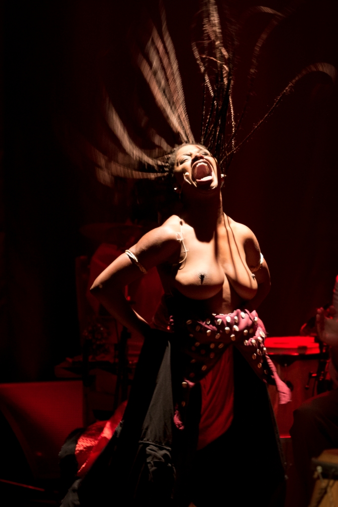 Aysha Nascimento, foto de Rafaela Gabani