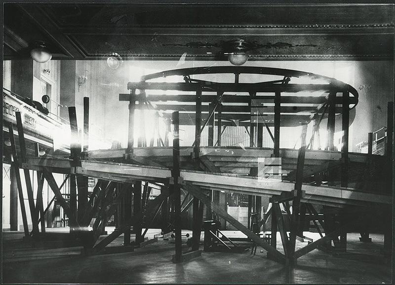 Fig 5. Space Stage, 1924 Fonte http://www.dreamideamachine. com/en/?p=24375