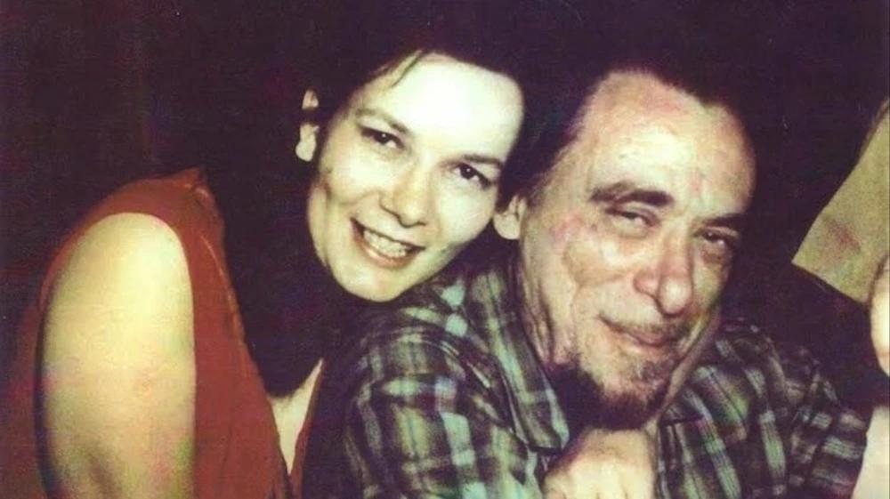 Linda King e Charles. Mulher de grande importância e inspiração na vida do escritor