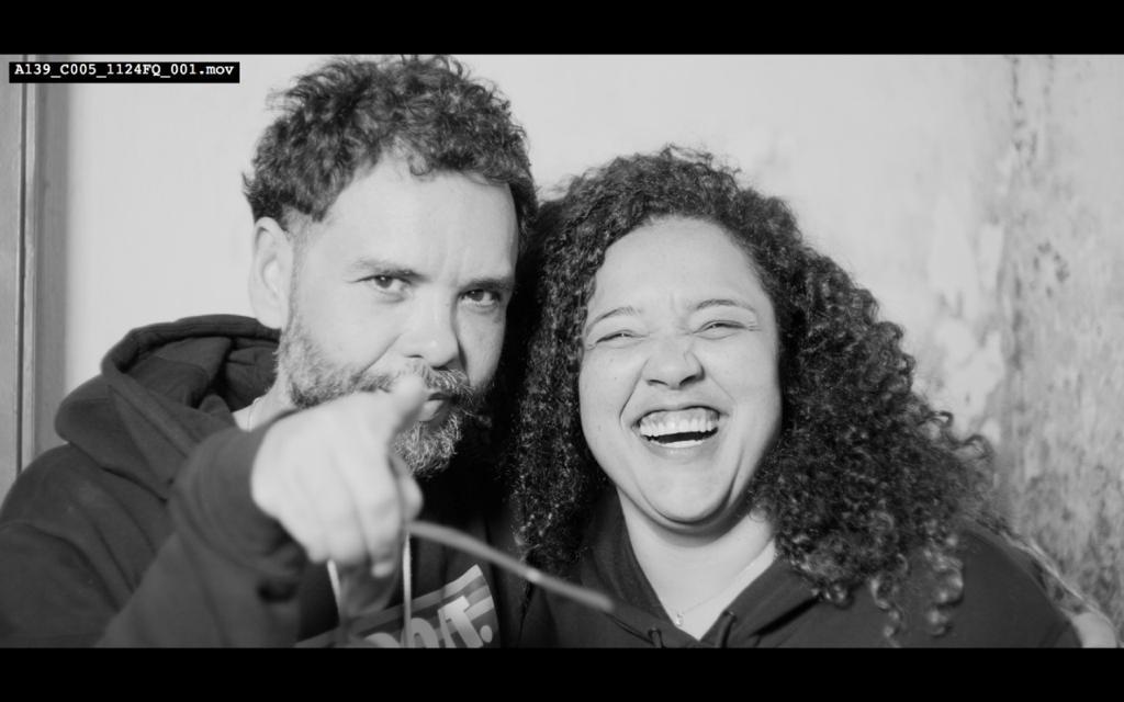 René Guerra e Juliana Vicente